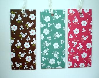 Bookmarks - Set of Three