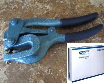 EXPRESs-MAIL shipped Modified Premium Hole Punch Set/Kit TRWP-MK