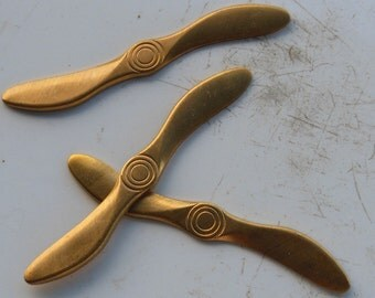 Airplane Propellers (2 pc )