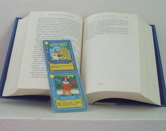 Webkinz Bookmark - Webkinz Trading Card Bookmark - Webkinz - Kids Bookmark - Trading card Bookmark - Boomark