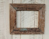 8x10 driftwood picture frame