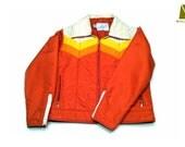 Swing West Ski Jacket - Chevron