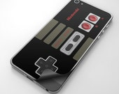 iPhone 5 Decal Skin: Retro Controller