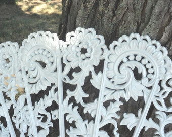 Extra Large Vintage Wall Fan ORNATE Wall Decor