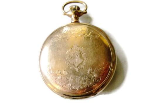 Elgin Gold Watch Pocket Value