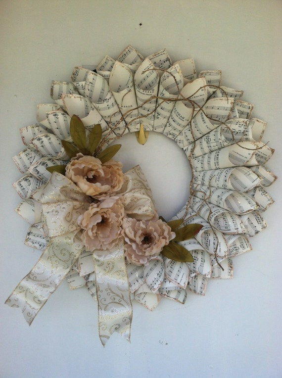 Diy Coat Hanger Wreath