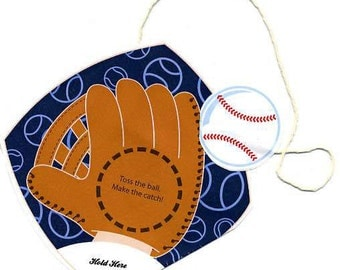 Baseball Invitation