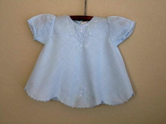 vintage baby dress newborn