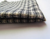 Black and White Fabric - Vintage Fabric