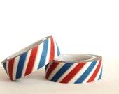 Airmail Stripes Washi Tape