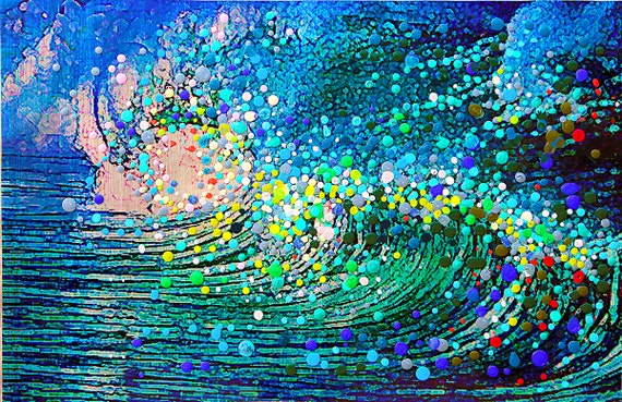 The Wave - The Energy Of Rebirth and Spiritual Transformation