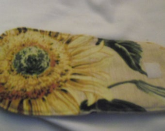 Sunflower Card Wallet