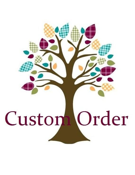 Custom Order for Kathleen (roskoroni)