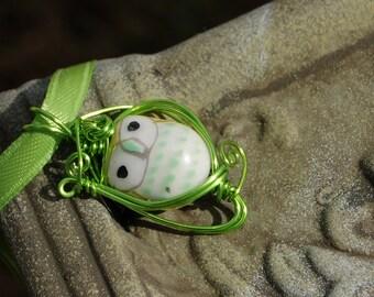 Little Green Hoot
