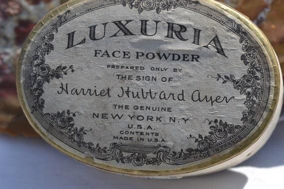 c1900 Boxed Face Powder