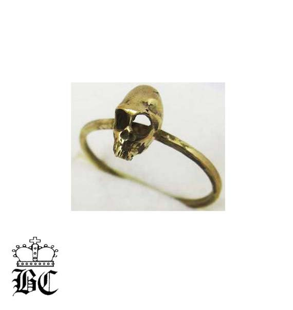 Mini Skull Stackable Ring (Free Shipping )
