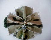 Multicam Bow with Headband