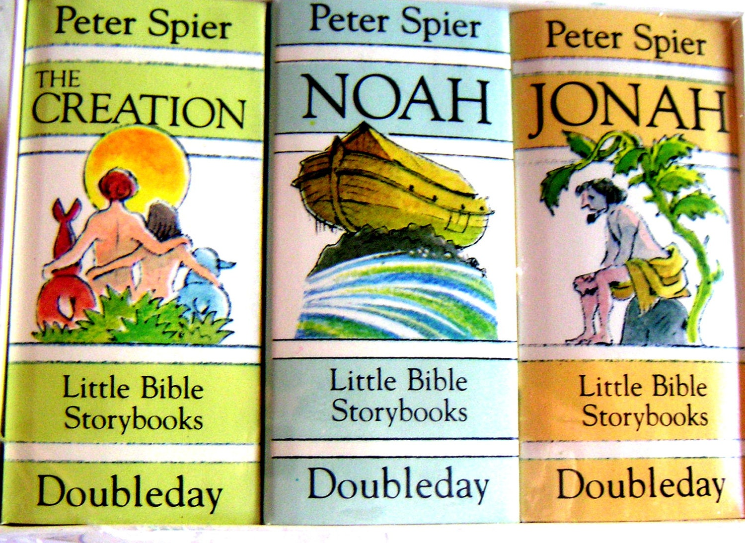 vintage peter spier u0027s little bible storybooks the