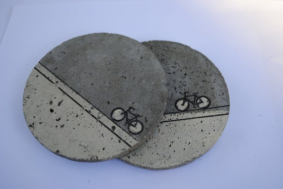 Unavailable listing on etsy for How to make concrete coasters