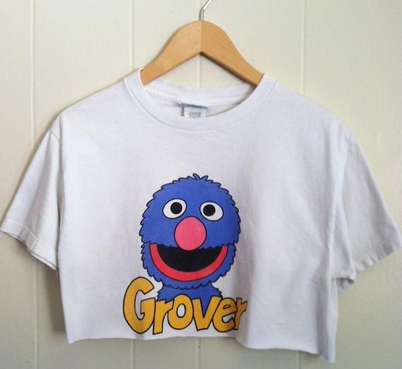 Grover Crop Top
