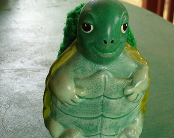 Ceramic Turtle Scrubbie