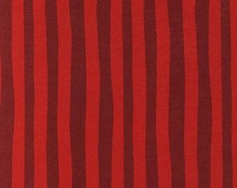 Dr. Seuss Scarlet Stripes From Robert Kaufman Fabrics
