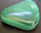 Polished Malachite Display specimen. Nice piece.