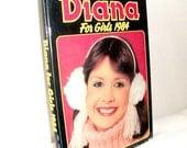 Diana For Girls Vintage 1984 Annual Album