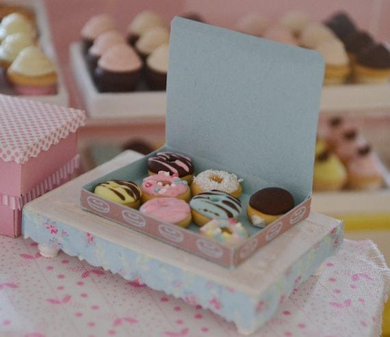 Sweet Petite Miniature Doughnuts