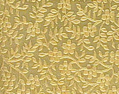 """Textured Brass Sheet 6"""" X 2.5"""" (Br87) Large Bracelet Size Texture Metal or Use With Your Rolling Mill - 24 Gauge - Jewelry Metal"""