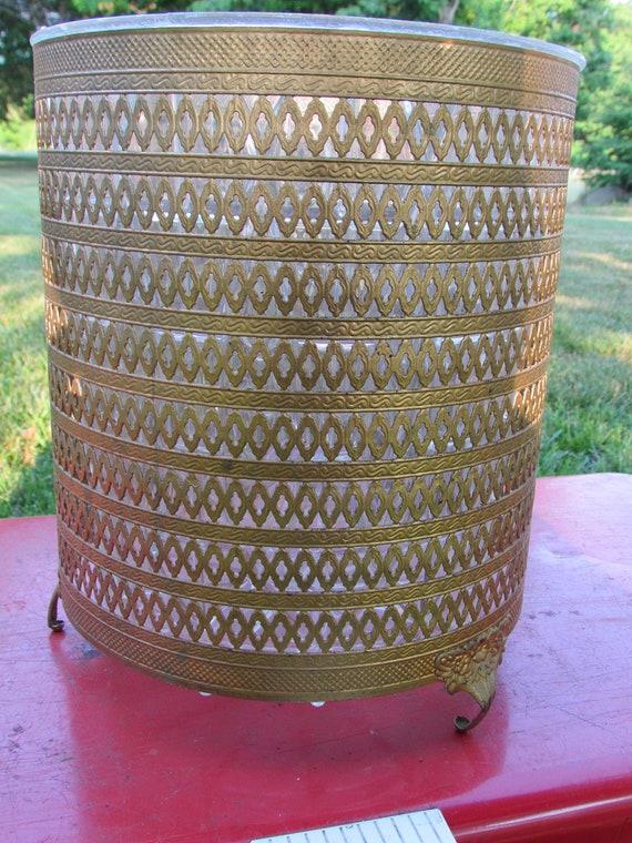 Vintage Waste Basket