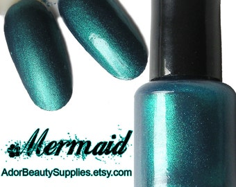 Mermaid Nail Polish 8 ml Vegan Non-Toxic