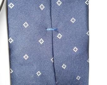designer ties men edhz  Vintage YVES SAINT LAURENT Necktie 100% Silk Minamalist BlueParis  New York 90s Designer Tie Men