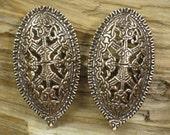 Viking era Oval brooch set of 2