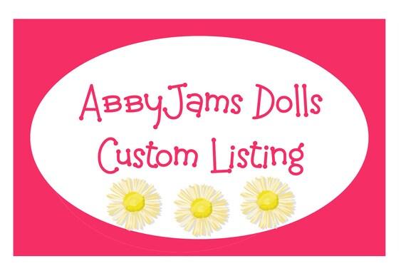 Custom Listing for Austin