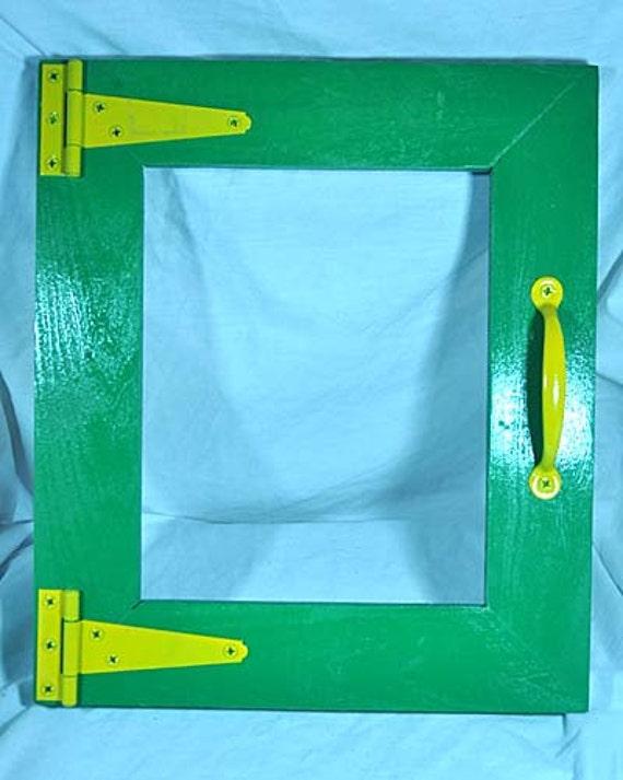 Jd Handmade Creations: John Deere Handmade Photo Frame