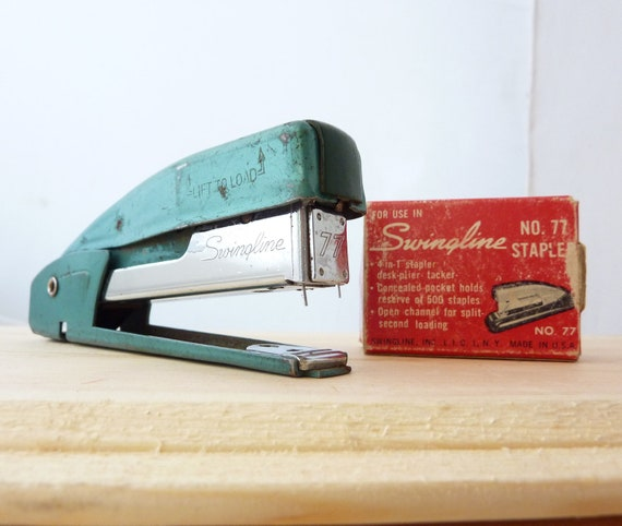 Swingline 77S Stapler and No.77 Staples, Office Cool