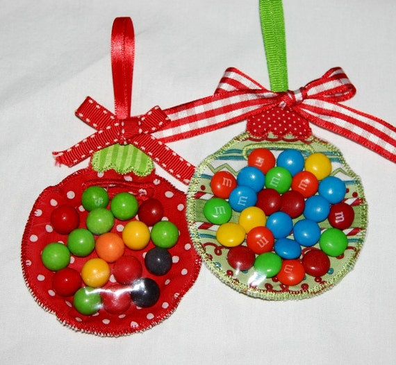 Giveaways For Christmas Party: Items Similar To Ornament Party Favor-ITH-Machine
