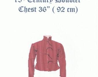 15th Century  Doublet