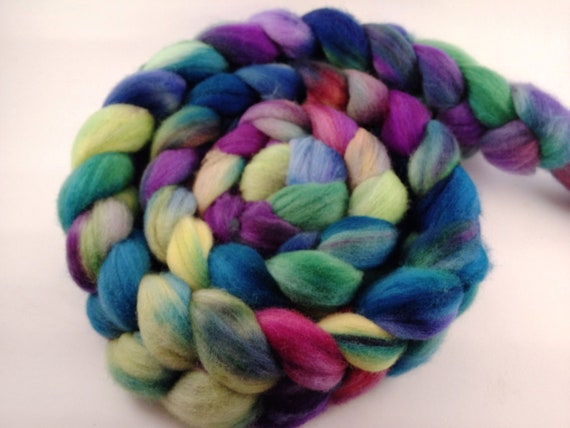 Delirium - Sandman inspired colorway, merino