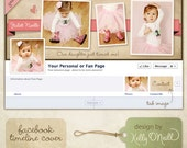 Custom Facebook Timeline Cover Template - JU1Y-1
