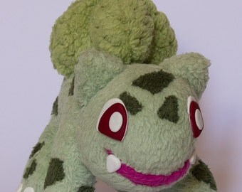 Bulbasaur the Pokemon