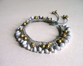 Anklet / Armband: Seeds and Bells