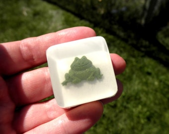 Frog II Soap Favors