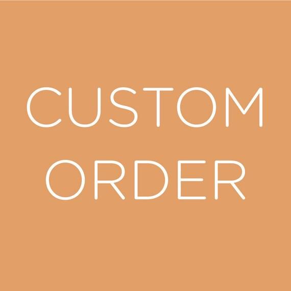 Custom Table Sprinkles for KATIE