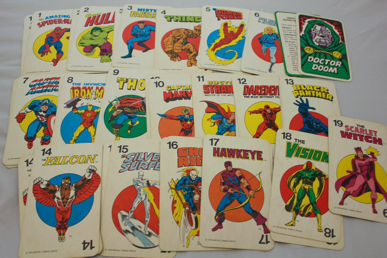Old Marvel Games