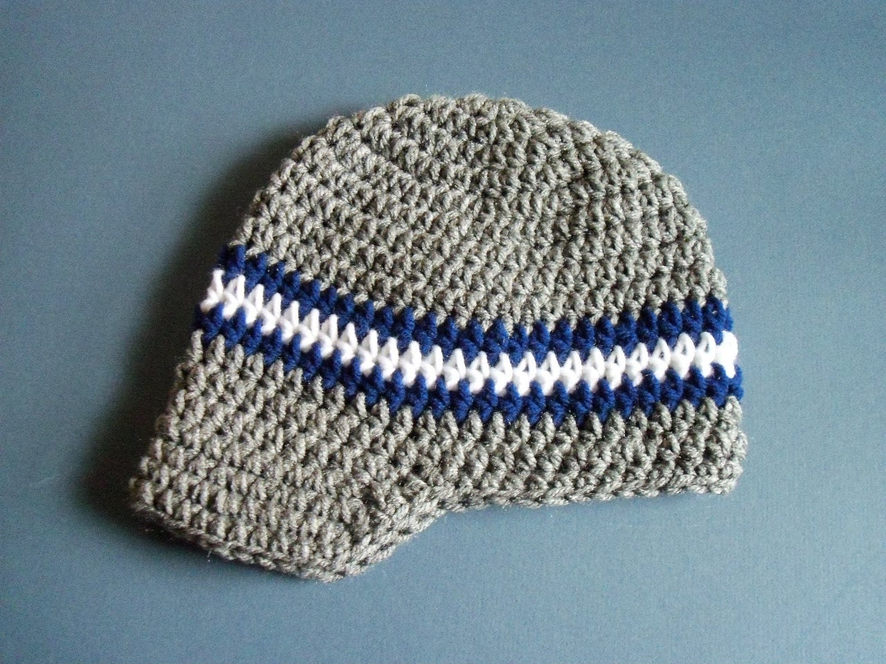 Crochet Toddler Hat Children Crochet Hat Baby Boy Hat
