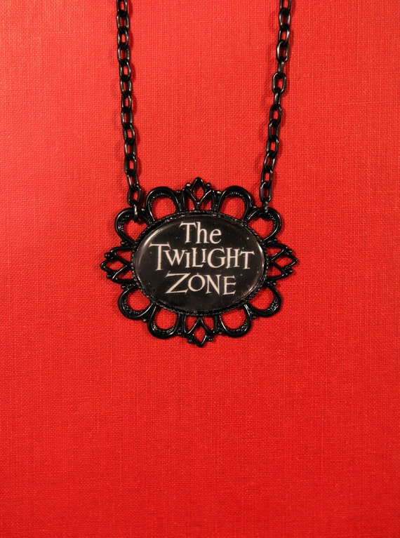 In The Twilight Zone Necklace