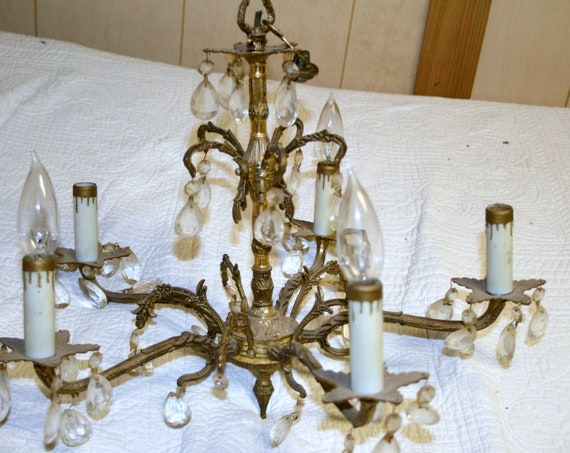 best antique arm brass chandelier made in spain with antique brass  chandelier. - Antique Brass - Antique Spanish Chandelier Antique Furniture