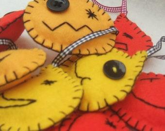 Jack O Lanterns Pumpkins Halloween Decorations - Trick or Treat